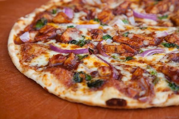 Jafang Pizza - Food