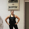 Jazzercise class at Chelmsford studio on Parkhurst Road. It's the 50th anniversary of the dance fitness phenomenon. Recently certified instructor Lyndsey O'Neil of Chelmsford. (SUN/Julia Malakie)