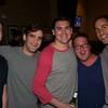 Riley Rettig, John D'Agostini, Mike Hornbuckle, Scott Cooper and Ryan Pettinella