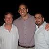 David Lutz, Ryan Pettinella and Yousef Abbasi