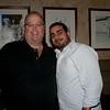 Charlie McBride and Yousef Abbasi