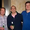 Marc Beran, Jonathan Fairhurst and Matt Fogarty