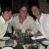 Tanner Kirsch, Steve Tullar and Chris Minor.
