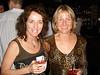 Amy Maron and Margi O'Grady