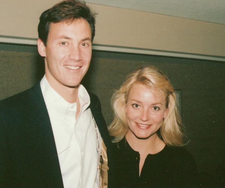 Mike & Donna Hornbuckle, 1989