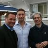 Justin Ortiz, Phil Geha and Joe DiChiacchio