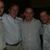 Kevin Callahan, Clint Brown, Adam Graves and Bob Rugile.
