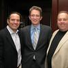 Kevin Callahan (NY), Alan Hill (Westlake) and Charlie McBride (Orlando).
