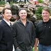 Mike O'Neil, Greg Jones and Chris Wildman (all Agency Desk in Westlake).