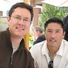 Chris Minor (Aspen) and Paul Tsuji (Westlake).