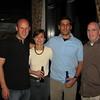 Will Stratton (Mill Valley), Kathy Heller (Atlanta), John Gatsis (Westlake) and Tim Dillon (NY).