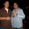 Chris Minor and Steve Millarr