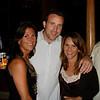Elly Gibbs, Brad Walsh and Kristi White