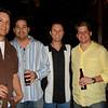 Chris Minor, Steve  Millarr, Phil Tesoro and Colin Walsh