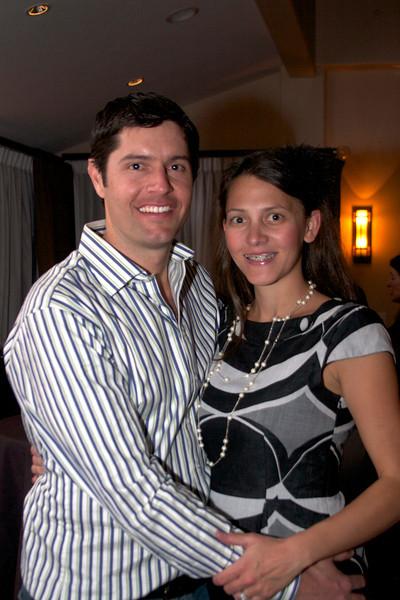 Chris & Kristen Tullar.