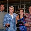 David, Steven, Erica & Janson.