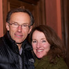 Peter Metcalf (CEO of Black Diamond Inc.) and Amy Maron.