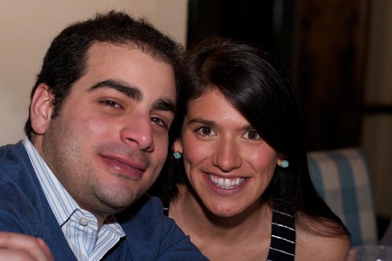 Yousef Abbasi and Jordan Agamie