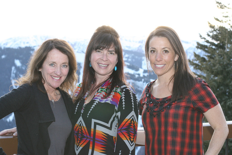 Amy Maron, Cindy Leftkoff and Kim Edwards.