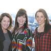 Amy Maron, Cindy Leftkoff and Kim Edwards.