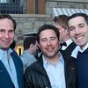 Bill Skutch, Jeff Binder and Dave Schamus.