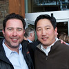 Jeff Binder and Oscar Wu.