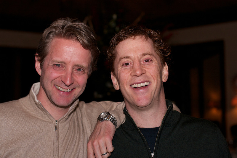 Anders Eggen and Mark Neuman.