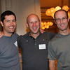 Chris Tullar (Aspen), Will Stratton (Toronto) and Peter Beck (Toronto)