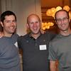 Chris Tullar (Aspen), Will Stratton (Toronto) and Peter Beck (Toronto)
