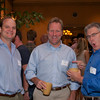 Rich Breitenecker (Chicago), Tim Brown (New Jersey) and Chris Rich (Chicago)