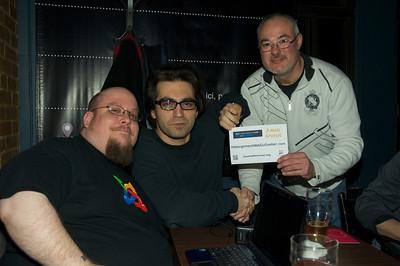 Joomla Montreal org soirée 14 février 2012