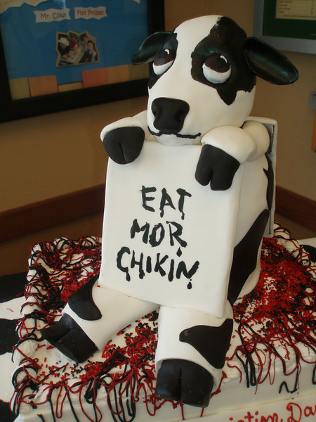Julana's Chick-fil-A Cow