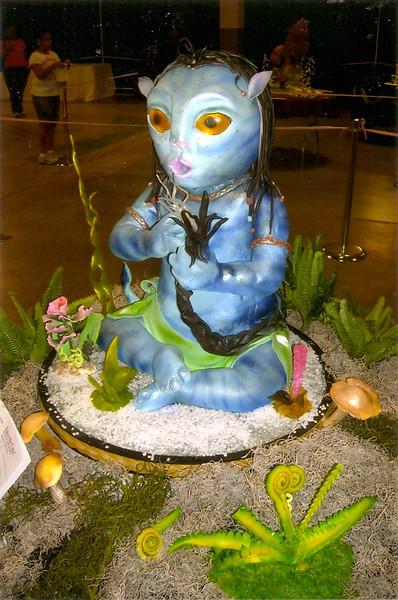 Julana's Baby Navi Avatar