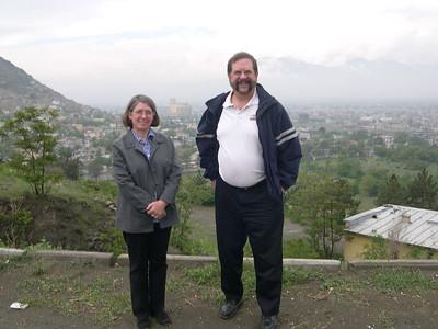 Kabul Afghanistan May 2005