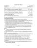 CV circa July 2010, page 1 of 2