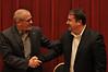 Jim Tatem of United Franchise Group and President of Sign A Rama with Emin Kakis, Kazakhstan Sign A Rama Master Franchisee.