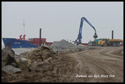 Kijk op de dijk Ameland maart 2017