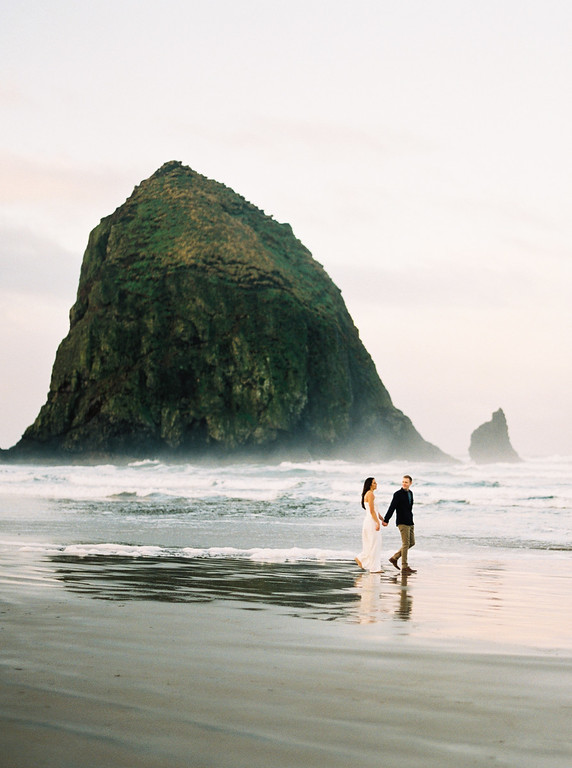 Kory + Payton | Cannon Beach, Oregon