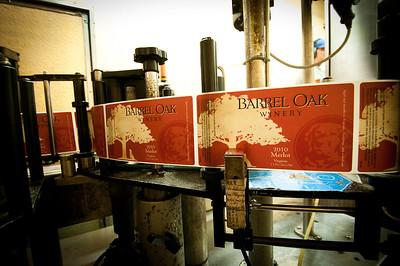 Barrel Oak Winery, August 5, 2011