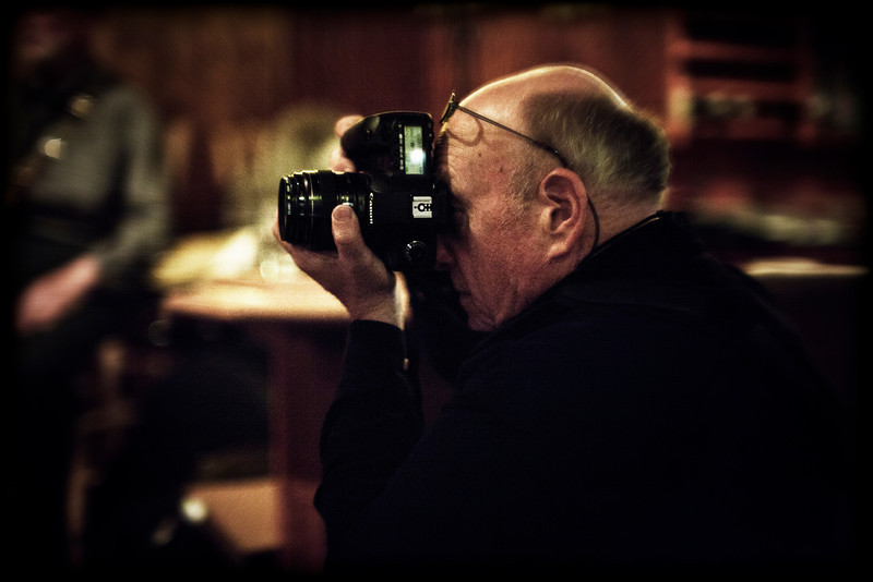 Famed jazz photographer Bob Barry