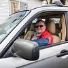 Steve Firmani, one of Leominster's first Uber drivers. SENTINEL & ENTERPRISE / Ashley Green