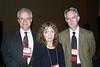 Drs Ken Parsons, Michal Schwartz and ASIA president Dan Lammertse