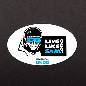 Live Like Sam Merch-07295