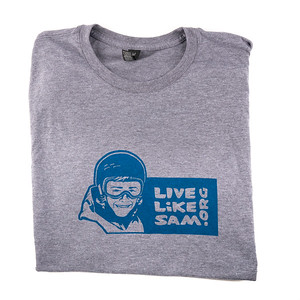 Live Like Sam Merch-07300