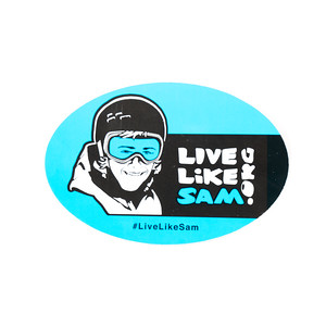 Live Like Sam Merch-07285