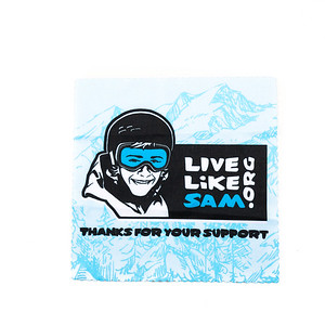 Live Like Sam Merch-07292