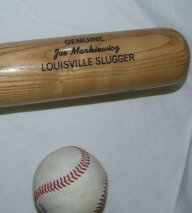 Success is having your own baseball bat!