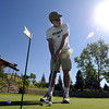 "Stan Jozwiak gets some practice time in at Flatirons Golf Course in Boulder on Tuesday.<br /> For more photos and video of  two local golf courses, go to  <a href=""http://www.dailycamera.com"">http://www.dailycamera.com</a>.<br /> Cliff Grassmick / June 28, 2011"