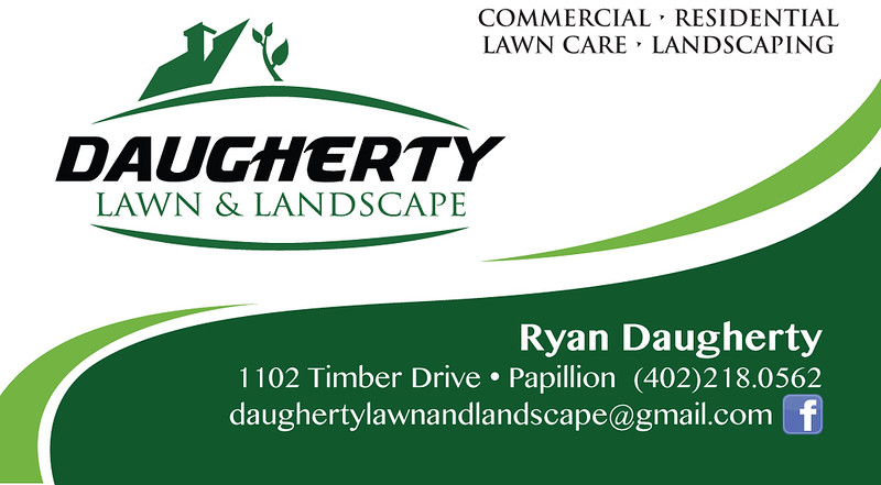 2 DAUGHERTY BIUSINESS CARD