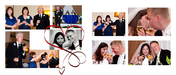 lexi and robert married album toastRheart